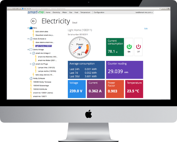 Energy Use Monitoring Systems : Smart me energy solutions